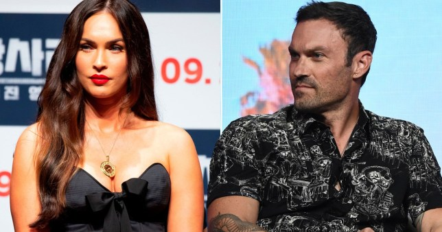 Brian Austin Green cryptic post about Megan Fox