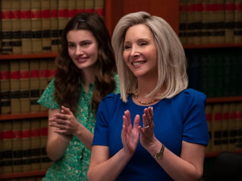 Lisa Kudrow didn't realise Space Force was a real thing when filming new Netflix series