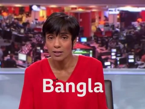 BBC News presenters praised for sharing important coronavirus advice in South Asian languages