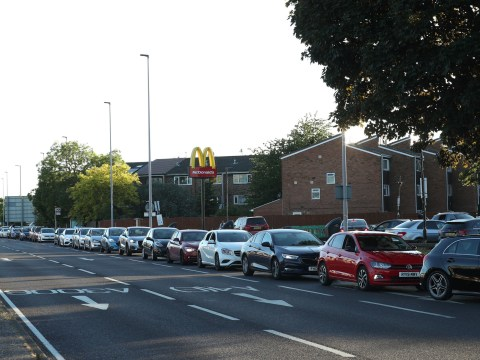 McDonald's app lets people pre-order to speed up drive-through queues
