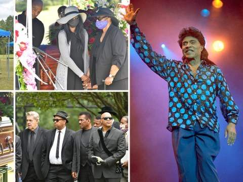 Little Richard laid to rest with low-key funeral service after passing away aged 87