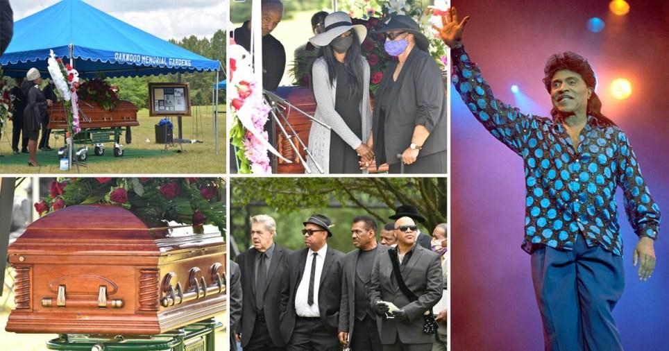 Little Richard funeral