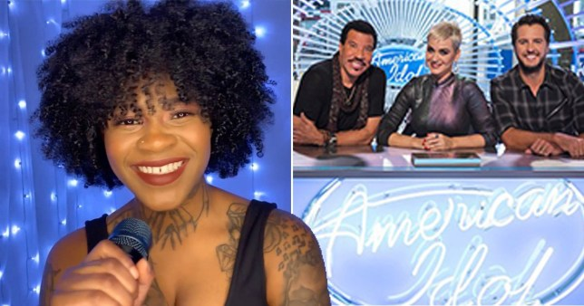 American Idol winner Just Sam wants to collaborate with the judges