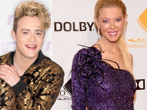 Jedward have been self-isolating with Tara Reid and no, we weren't expecting that either
