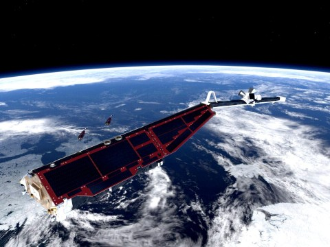 Earth's magnetic field is weakening and affecting satellites, scientists warn
