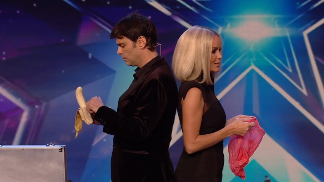Picture: ITV BGT - Mind reading mentalist