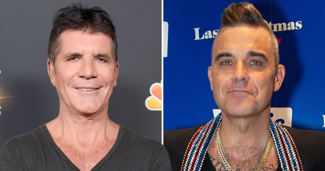 Robbie Williams set to be the new Simon Cowell (Picture: Getty)