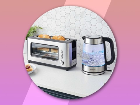 Aldi launches £25 glass toaster so you can get the perfect colour every time