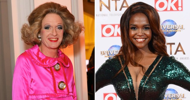 Artist Grayson Perry wants to be partnered with Oti Mabuse if he does Strictly