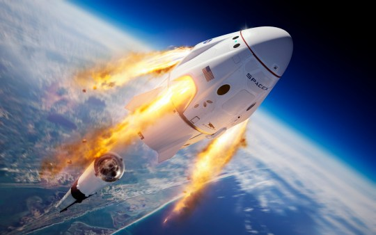 SpaceX Dragon launch: When is it and how can you watch it ...