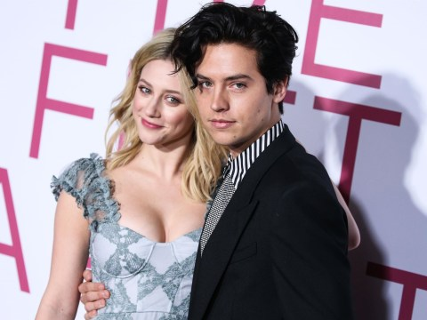 Riverdale's Cole Sprouse and Lili Reinhart 'split before pandemic' as they quarantine separately