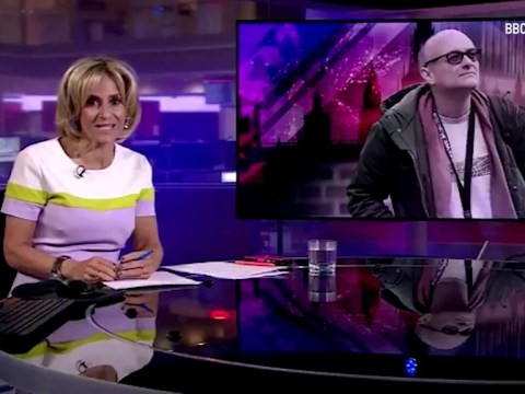 Emily Maitlis 'echoes feelings of millions' in latest Newsnight monologue