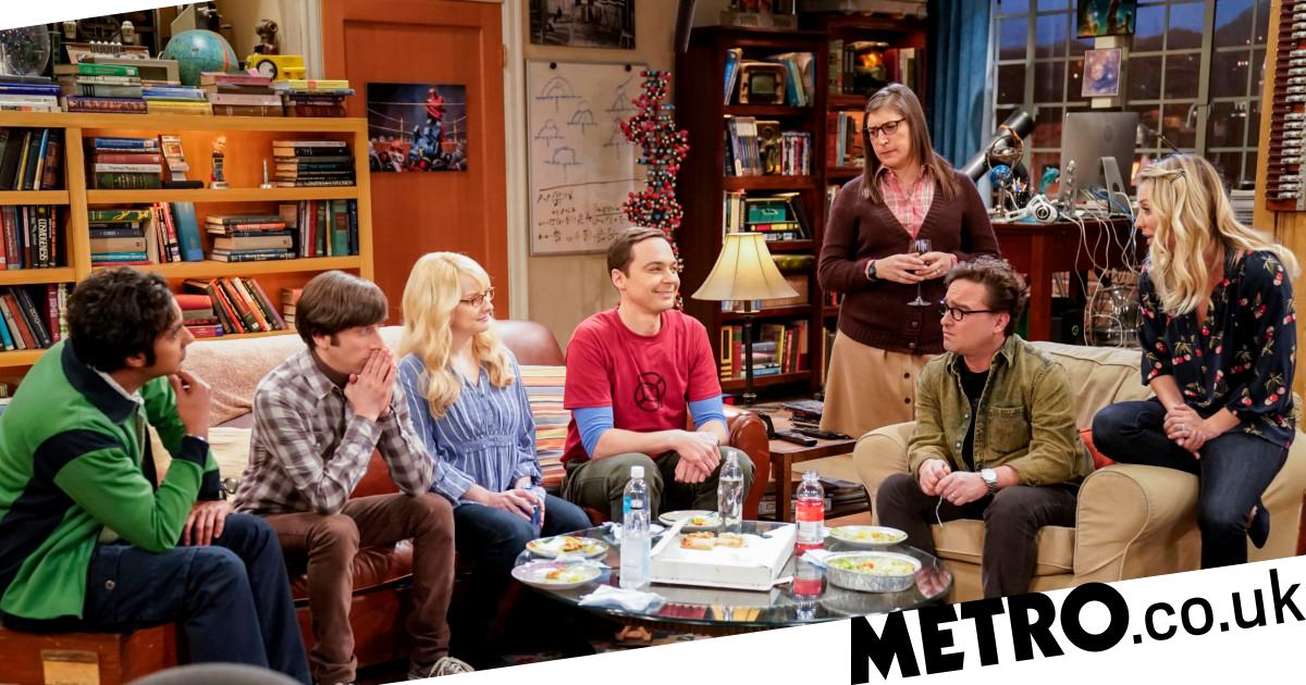 The Big Bang Theory had 'two more seasons planned' before 2