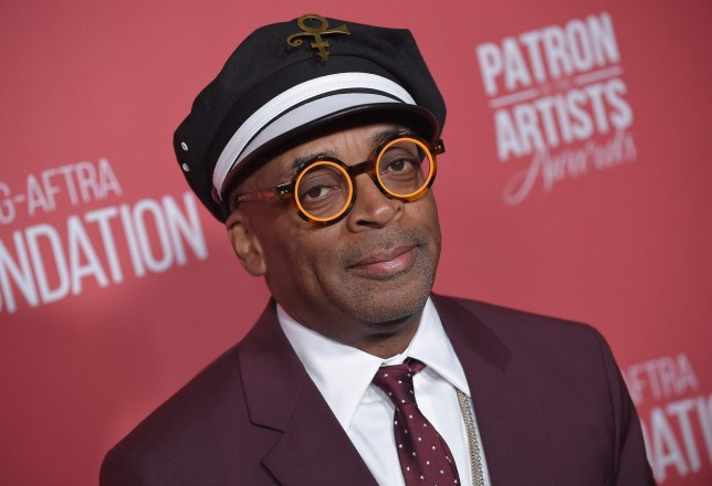 Director Spike Lee attends the The SAG-AFTRA Foundation 3rd Patron of the Artists Awards in Los Angeles, California, on November 8, 2018. (Photo by LISA O'CONNOR / AFP)LISA O'CONNOR/AFP/Getty Images
