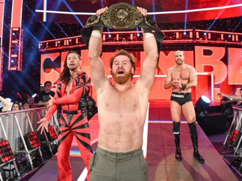WWE SmackDown: Sami Zayn returns months after being stripped of Intercontinental Title