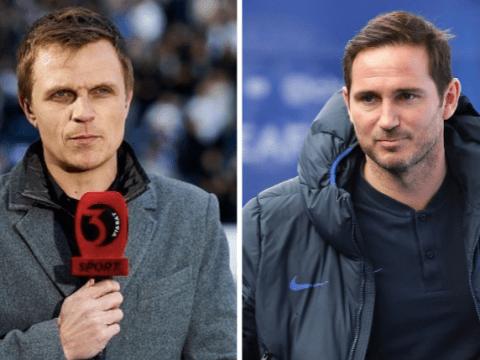 Jesper Gronkjaer compares Donny van de Beek to Frank Lampard and tells him to consider Chelsea move