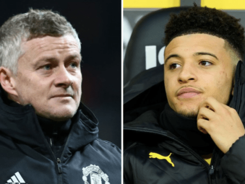 Manchester United eyeing Rabbi Matondo as possible alternative to Jadon Sancho