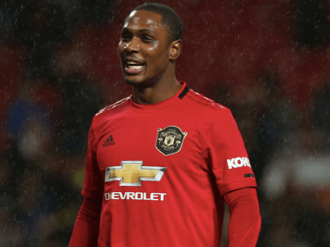 Odion Ighalo's trainer says he's been raving about three 'fantastic' Manchester United players