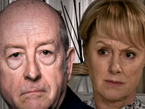Coronation Street spoilers: Sally Metcalfe sets out to destroy evil Geoff reveals star Ian Bartholomew