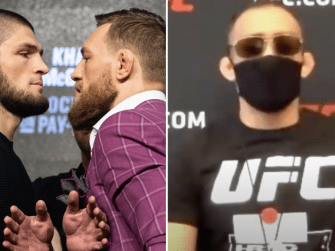 UFC star Tony Ferguson slams 'fathead' Khabib Nurmagomedov and takes fresh swipe at Conor McGregor
