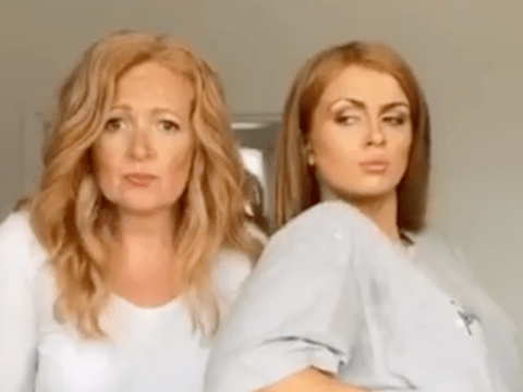 EastEnders star Maisie Smith and mum flawlessly dance to Britney Spears' Toxic