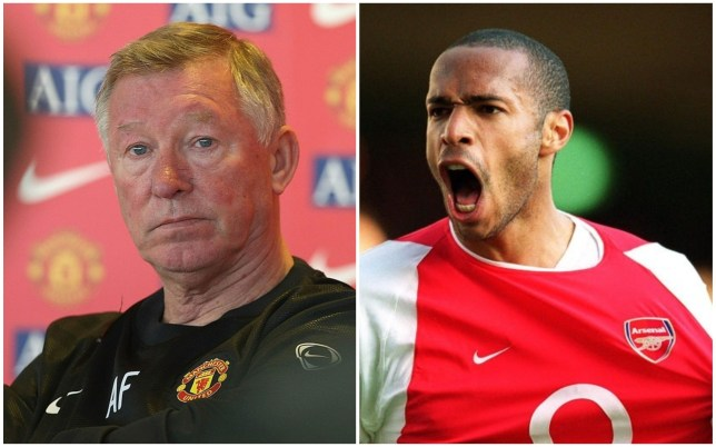 Manchester United manager Sir Alex Ferguson is said to have turned down Thierry Henry before he went to Arsenal