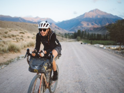 Strong Women: 'I got my period on an endurance race in the middle of the Atlas Mountains – and I still won'