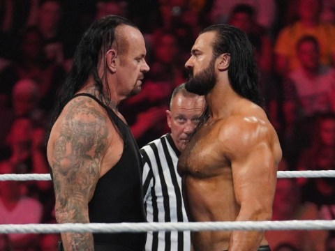 WWE Champion Drew McIntyre reveals Undertaker match was set for WrestleMania