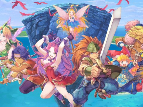 Trials Of Mana Nintendo Switch review – the other remake