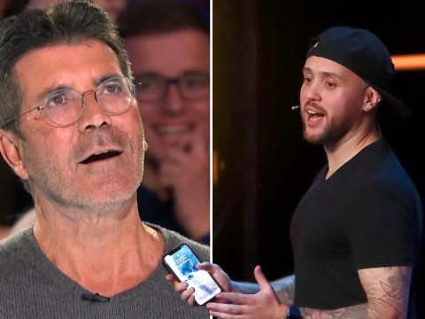Britain's Got Talent: Magician tricks Simon Cowell using just a calculator and it even guesses his birthday
