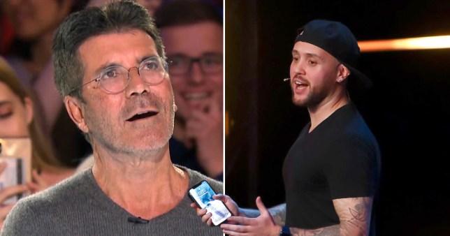 Britain's Got Talent: Magician tricks Simon Cowell using just a calculator