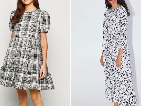 Could this be the new Zara spotty dress?