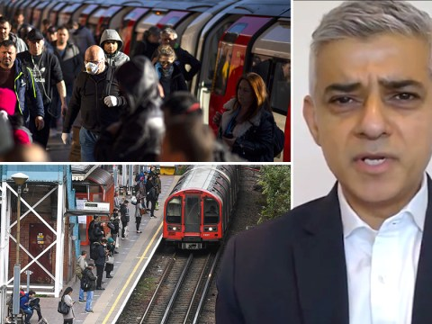 Sadiq Khan admits TfL bailout is 'bad deal' for Londoners as Tube fares rise