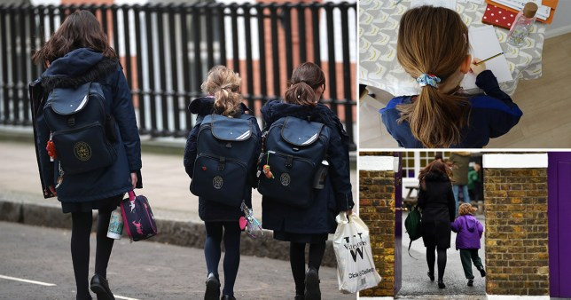 Schools in the UK have been closed since March and it is not known when they will reopen
