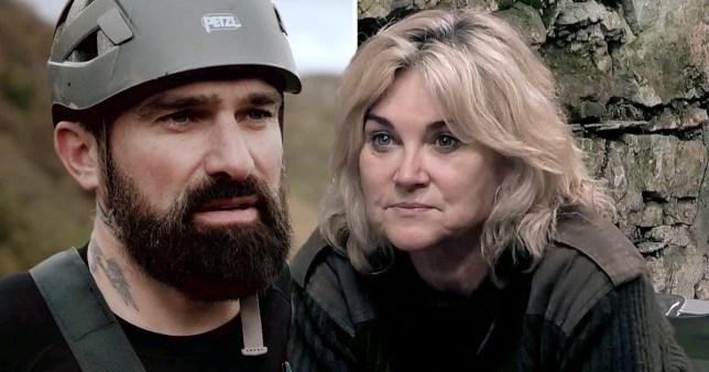 Celebrity SAS star Ant Middleton faces Ofcom investigation after cruelly calling Anthea Turner, 59, 'grandma'