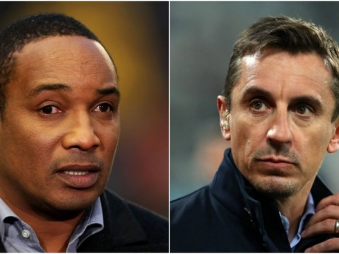 Paul Ince disagrees with Gary Neville over Manchester United's hopes of catching Liverpool