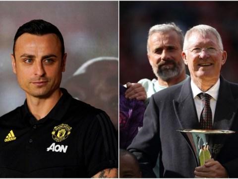 Dimitar Berbatov reveals Manchester United legend Sir Alex Ferguson's biggest attribute