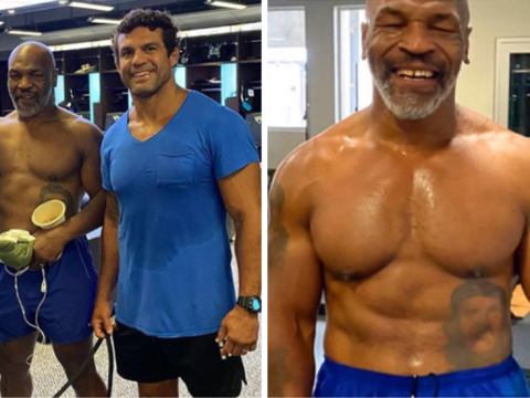 Vitor Belfort discusses Mike Tyson's comeback after training with heavyweight legend and teases tag team match