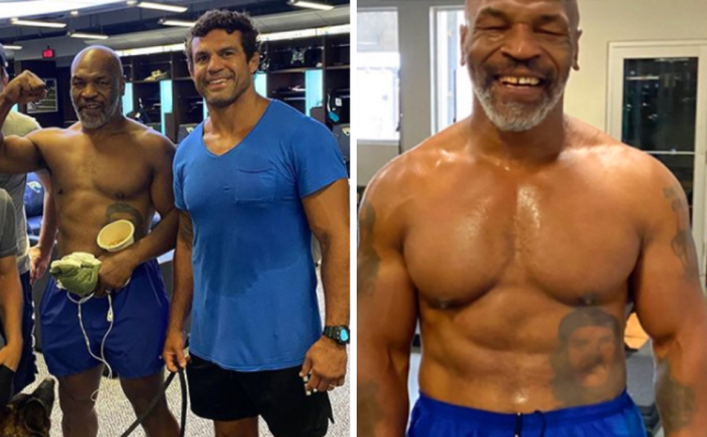 Vitor Belfort discusses Mike Tyson's comeback after training with heavyweight legend