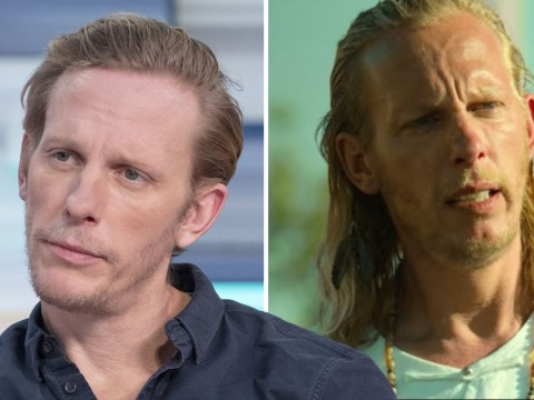Laurence Fox hounded by airport security playing drug dealer while filming Netflix's White Lines: 'It was countless times'