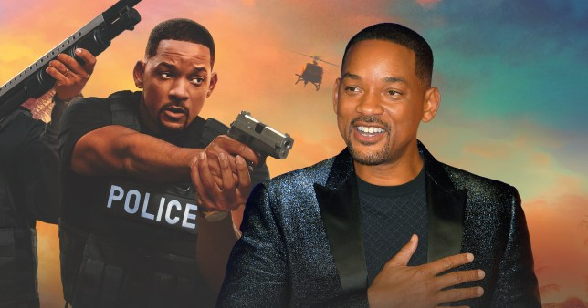 Will Smith in Bad Boys 3