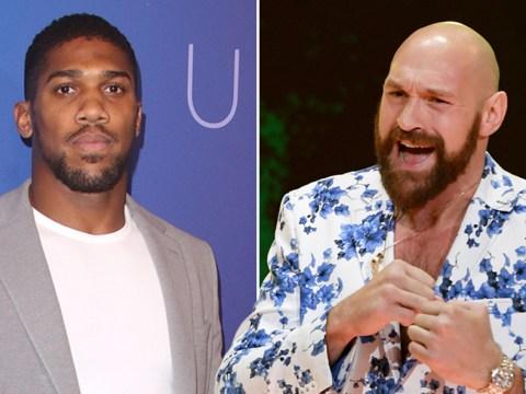 Tyson Fury responds his team beginning unification talks with Anthony Joshua