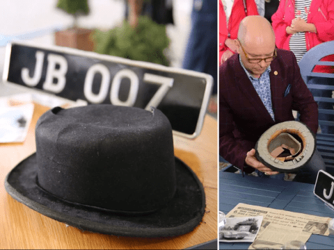 Antiques Roadshow shocks as 007 bowler hat strikes gold with £30k valuation