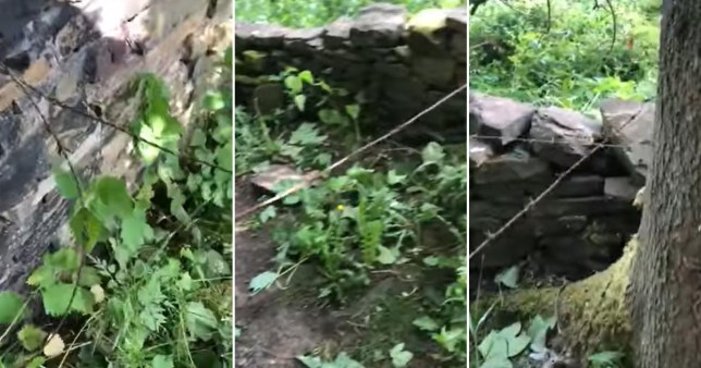Those walking, running or cycling in woods around West Yorkshire have been warned to 'be wary' of the barbed wire traps