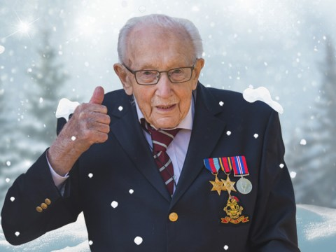Sir Tom Moore rumoured to star in iconic John Lewis Christmas advert and we're already crying