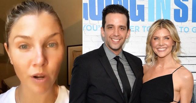 Nick Cordero's wife Amanda Kloots says double lung transplant needed