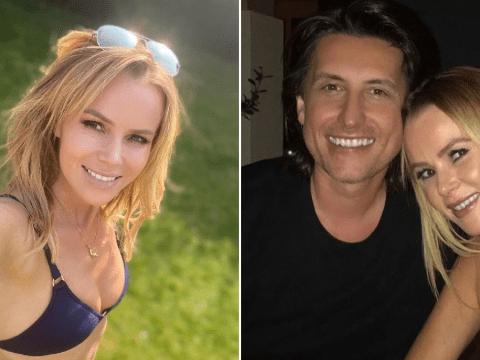 Amanda Holden loving lockdown as isolation boosts sex life with husband Chris Hughes