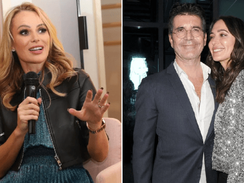 Amanda Holden clears the air as daughter causes mass confusion over Simon Cowell and Lauren Silverman 'split'