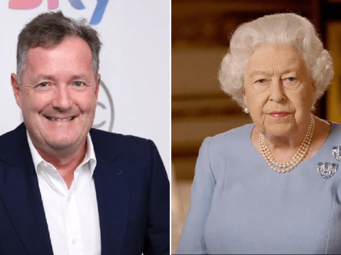 Piers Morgan and Susanna Reid lead praise for Queen after emotional VE Day speech
