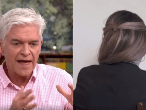 Phillip Schofield rows with 'irresponsible' hairdresser for breaking lockdown: 'What gives you the right?'